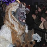 Krampus  Chuckles visits the Rumpus.