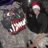 Krampus visits the Rumpus