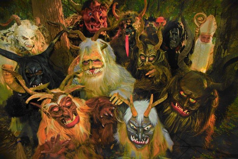 krampusla-troupe