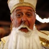 Bob Moss as St. Nicholas