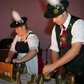 Musical Cowbells with G.T.E.V. D'Oberlandler