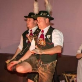 Bavarian Dance with G.T.E.V. D'Oberlandler