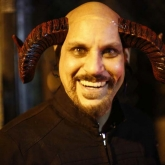 Michael Perrick at Krampus Ball
