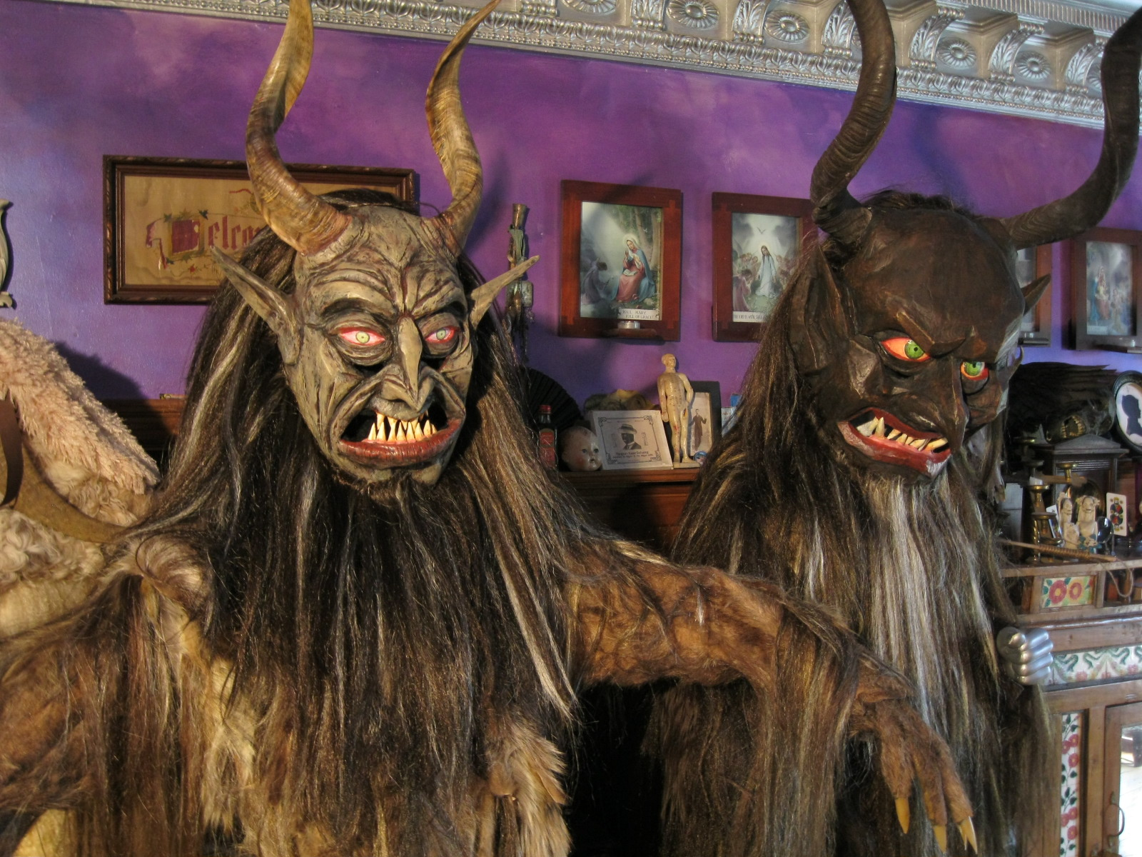 LA Krampus Costumes