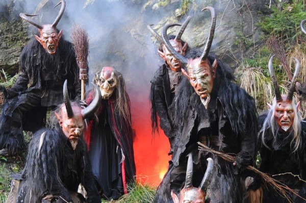 Costume Tips: From the Neck Down | Krampus Los Angeles
