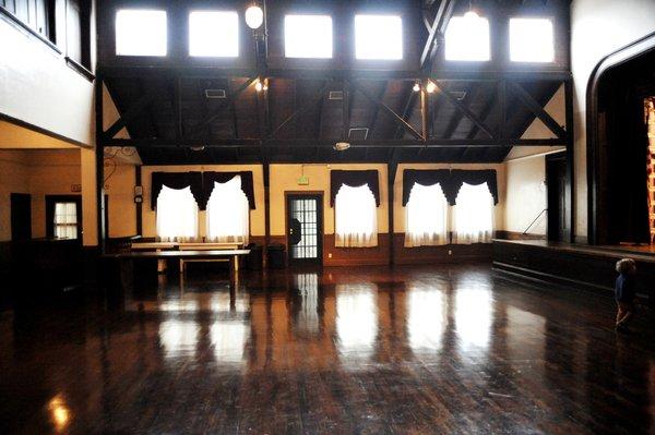 Krampus Ballroom