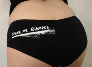 Krampus Spanking Undies