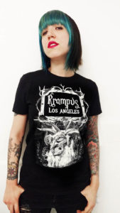 Krampus LA Shirt