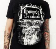 Krampus LA Shirt - Closeup