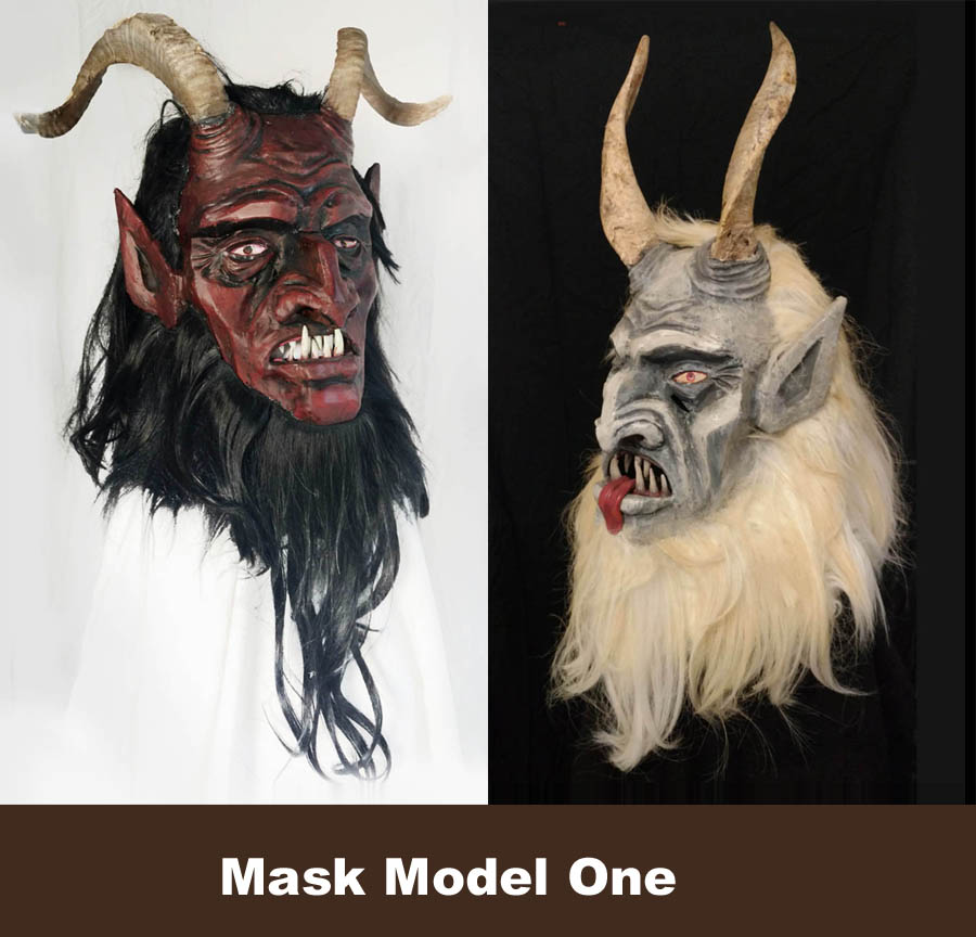 Variations on mask Model 1.