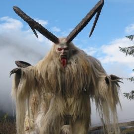 Krampuslauf zur Schladminger Bergweihnacht am Freitag, 29. November